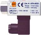 Pressure switch for domestic water supply