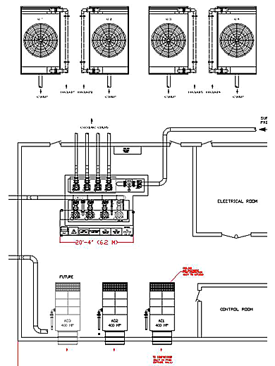 Cooling Towers and Control Systems