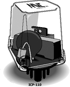 AC or DC power line voltage suppressor