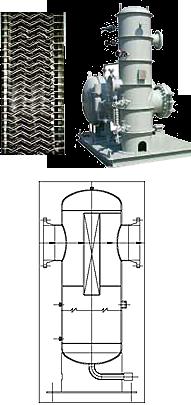 Anderson AVS Series Vane Separators